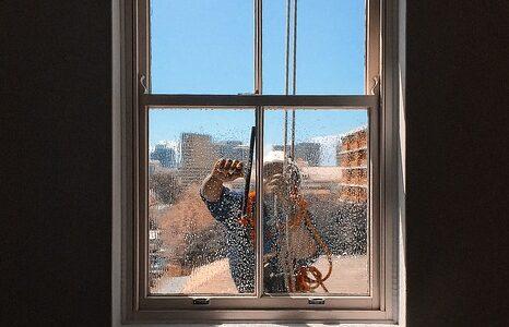 Gode tips til, hvordan du får rene vinduer